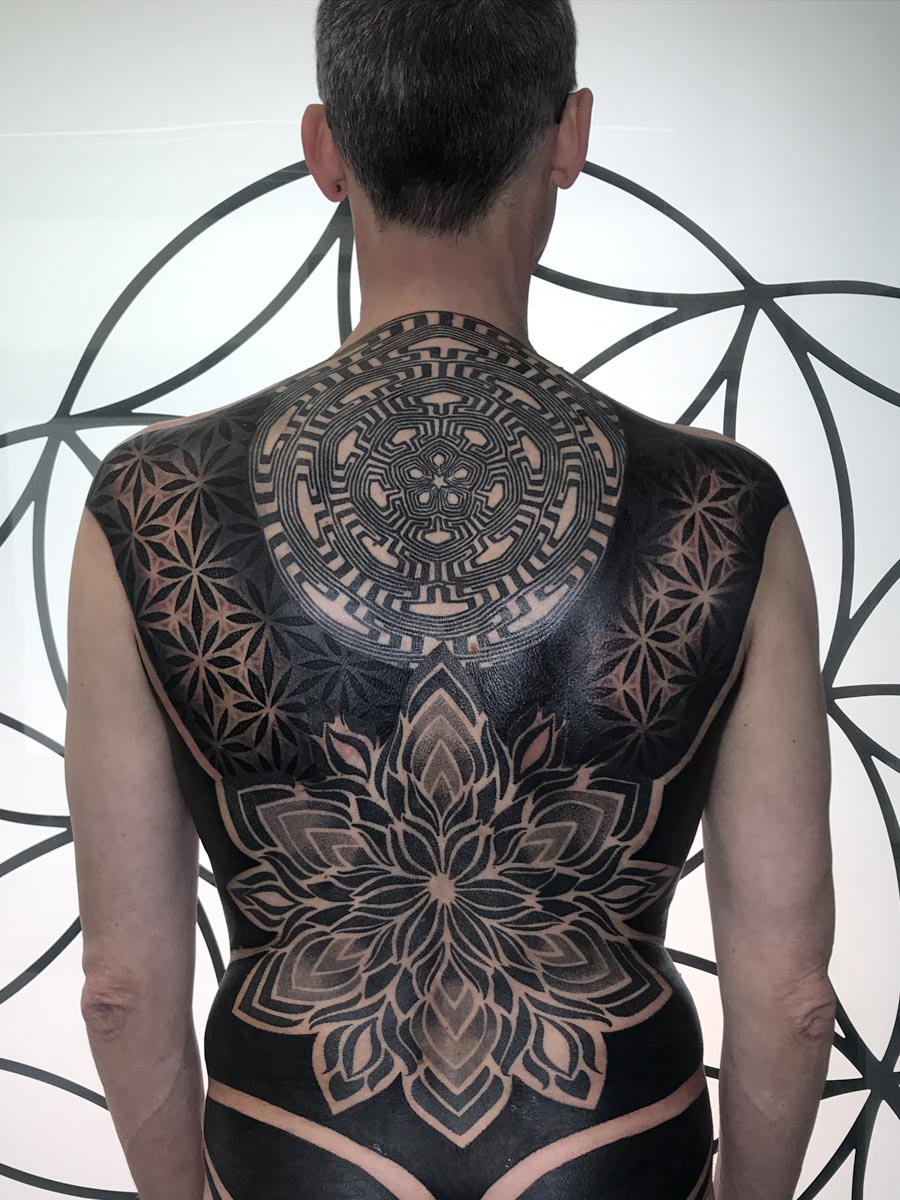Le Tatuarti | Lisa Peri Tattoo