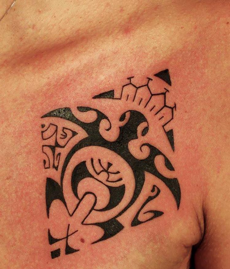 Le Tatuarti | Gaetano Diatriba Tattoo